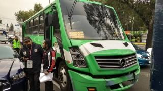La SEMOVI informa que 54 unidades de transporte público, fueron sancionadas durante operativo de supervisión en la CDMX