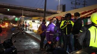 BOL: LLEVA A CABO SEMOVI REORDENAMIENTO DEL TRANSPORTE EN BOULEVARD PUERTO AÉREO